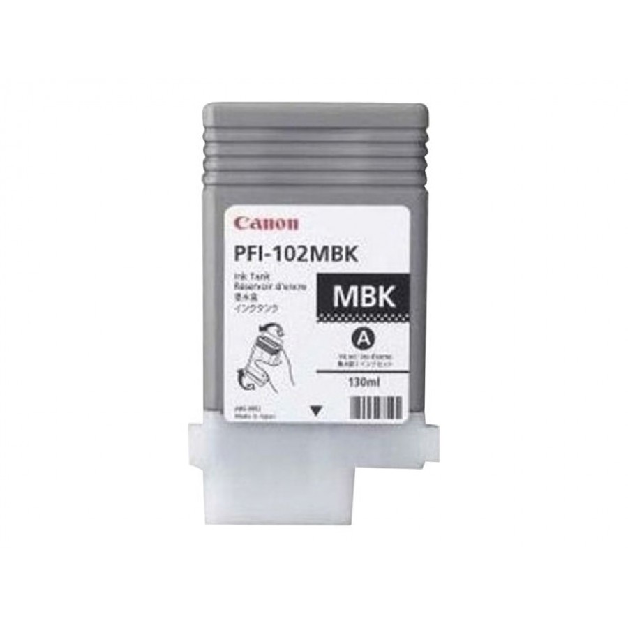 CANON ink black PFI-102MBK
