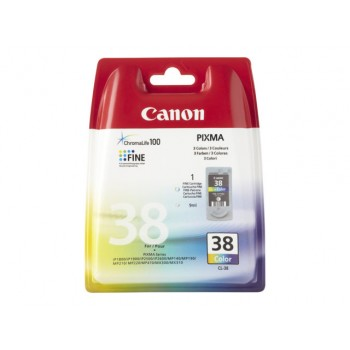 CANON CL-38 ink color