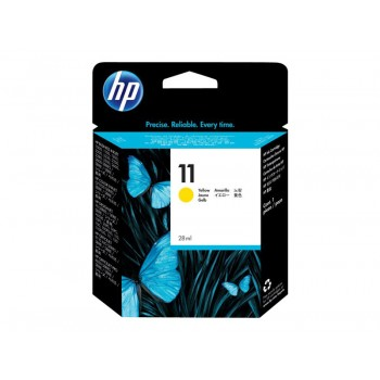HP 11 ink yellow