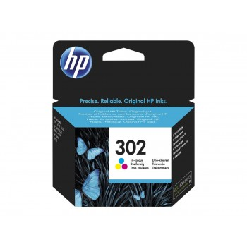 HP 302 ink cartridge Tri-color