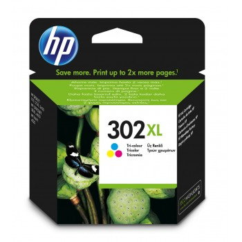 HP 302XL ink Tri-color