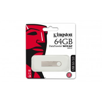 KINGSTON 64GB USB3.0 DataTraveler SE9 G2