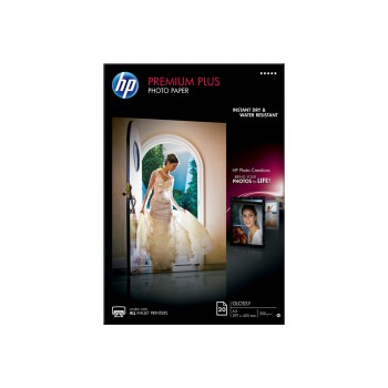HP Premium Plus Glossy Photo Paper A3