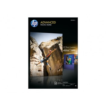 HP Advanced Photopaper glossy A3